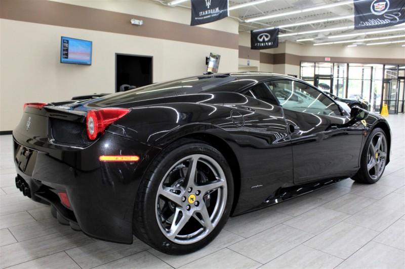 Ferrari 458 2014 price $229,995