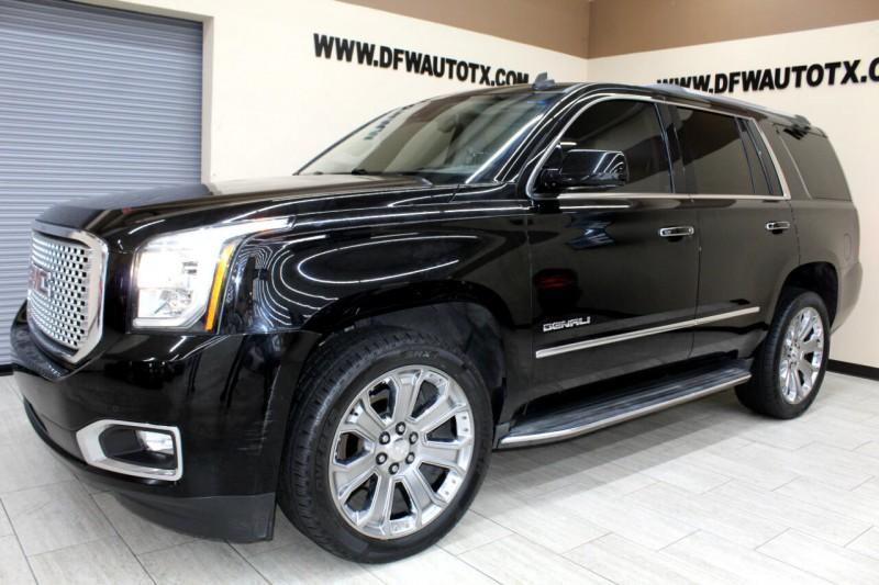 GMC Yukon Denali 2015 price $34,995