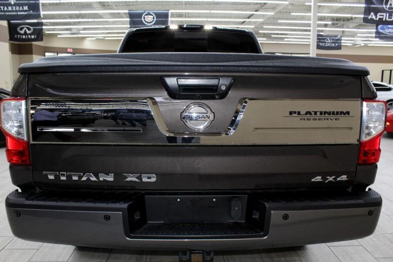Nissan Titan XD 2016 price $40,995