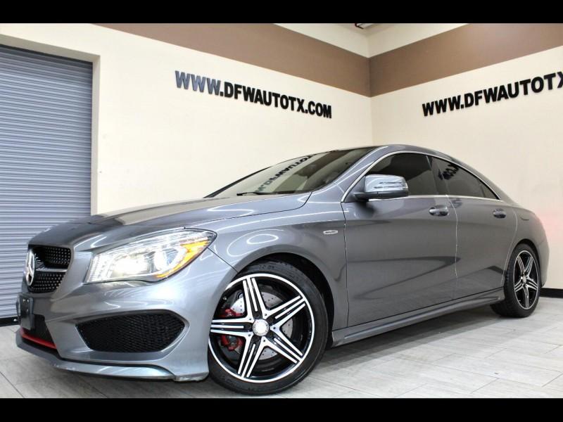 Mercedes-Benz CLA-Class 2015 price $21,895