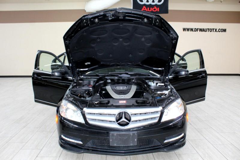 Mercedes-Benz C-Class 2011 price $11,995