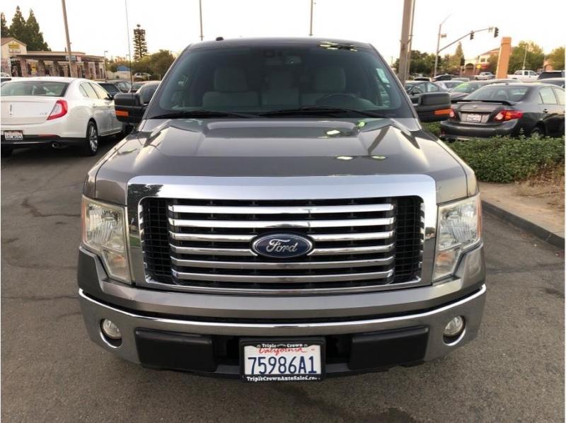 Ford F150 SuperCrew Cab 2011 price $10,995