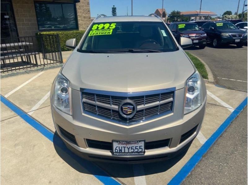 Cadillac SRX 2012 price $8,995