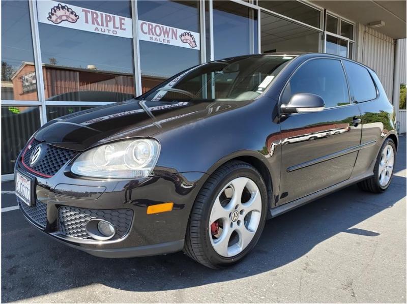 Volkswagen GTI 2009 price $7,995