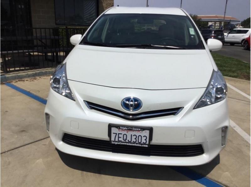 Toyota Prius v 2014 price $9,995