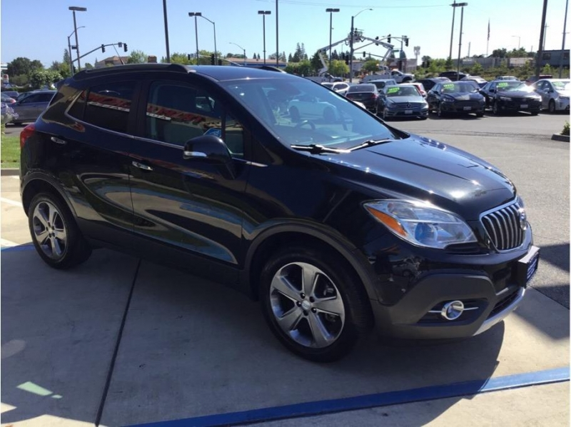 Buick Encore 2014 price $9,995