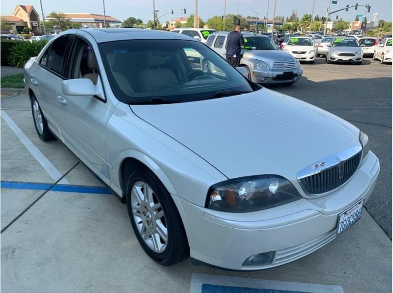 Lincoln LS 2005 price $6,995