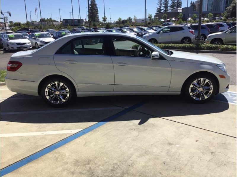 Mercedes-Benz E-Class 2011 price $12,995