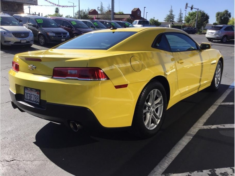 Chevrolet Camaro 2014 price $14,995