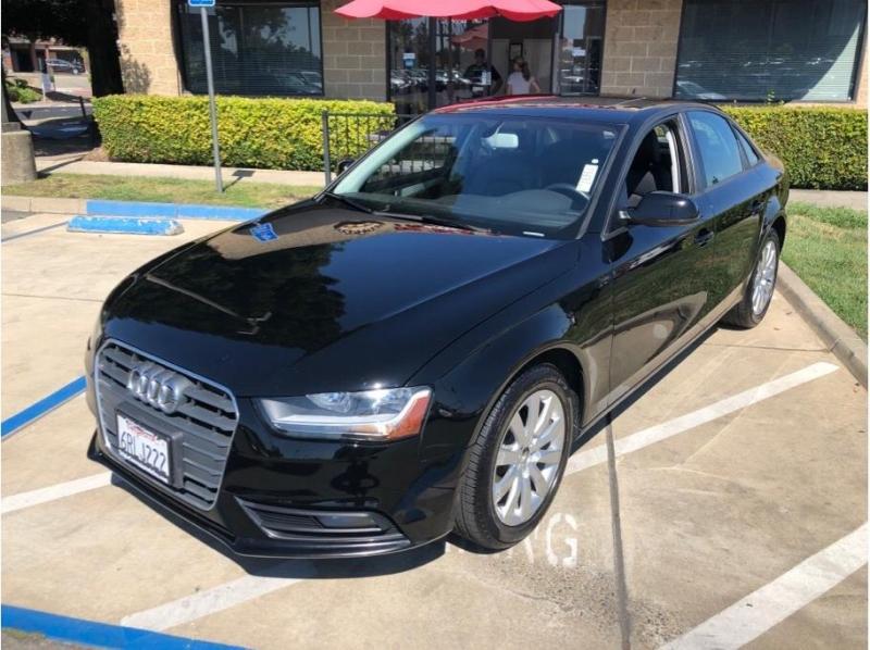 Audi A4 2014 price $10,995
