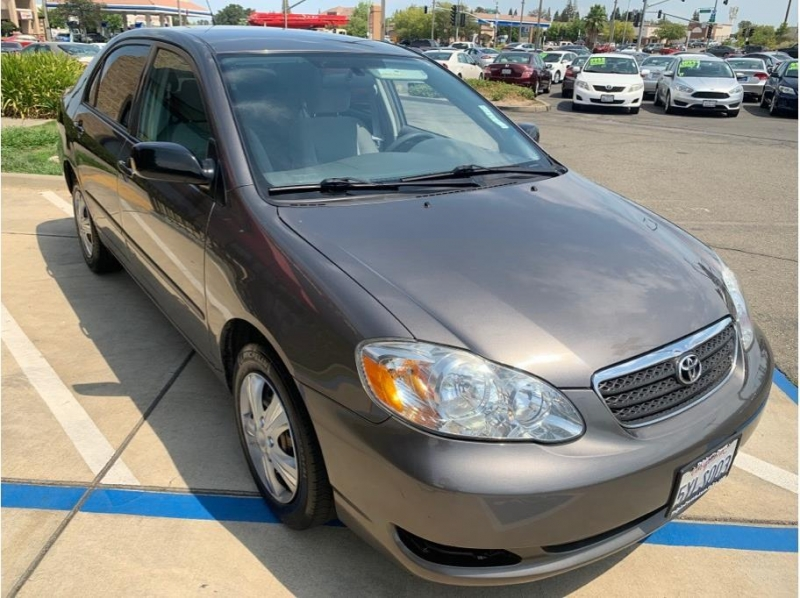 Toyota Corolla 2007 price $7,995