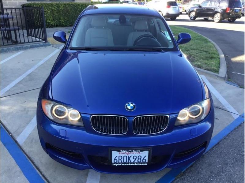 BMW 1 Series 2010 price $9,995