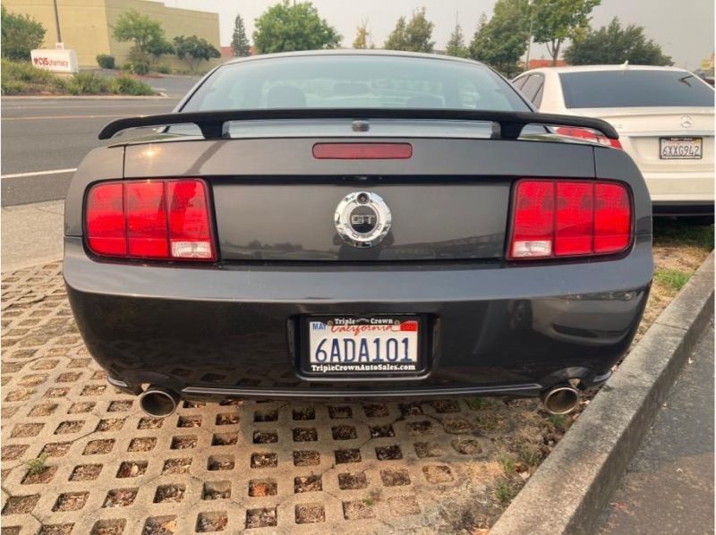 Ford Mustang 2007 price $16,995