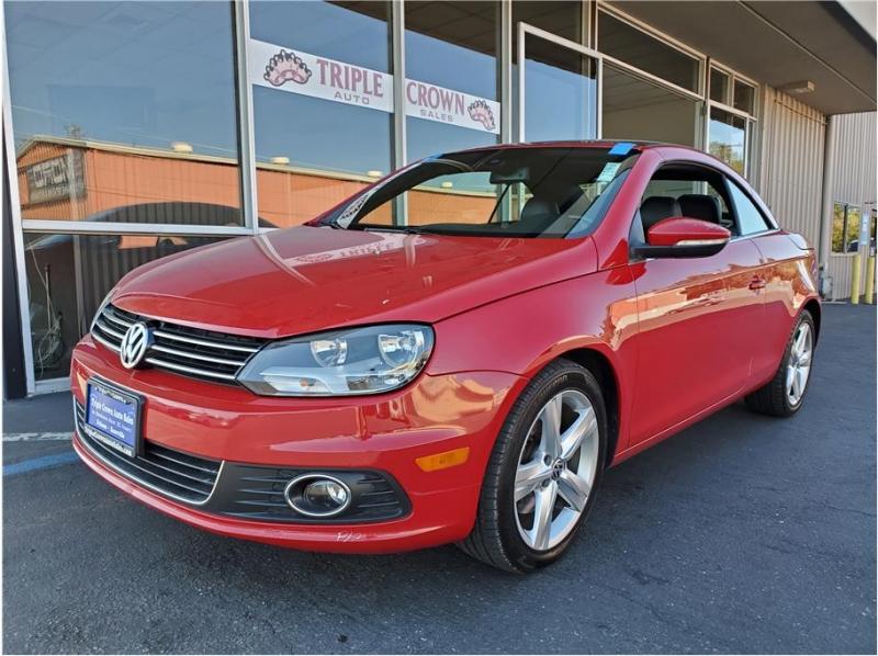 Volkswagen Eos 2012 price $9,995