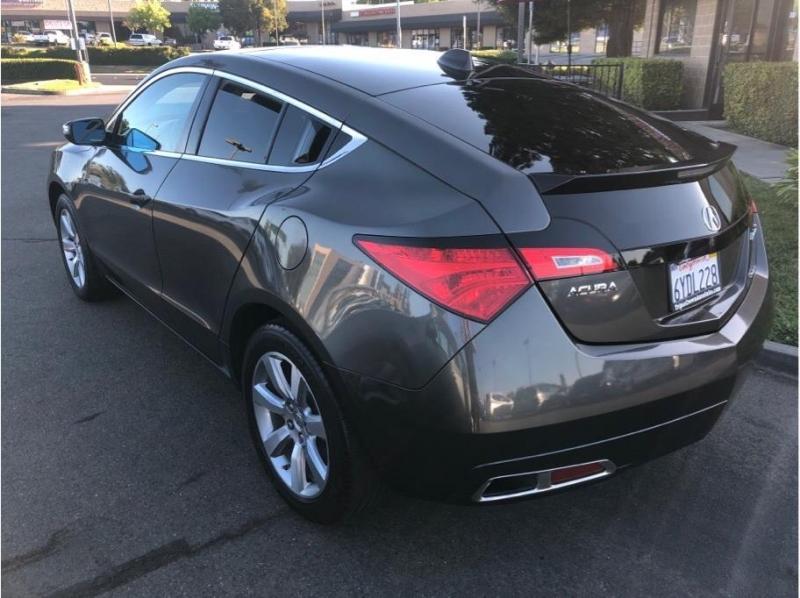 Acura ZDX 2012 price $13,995