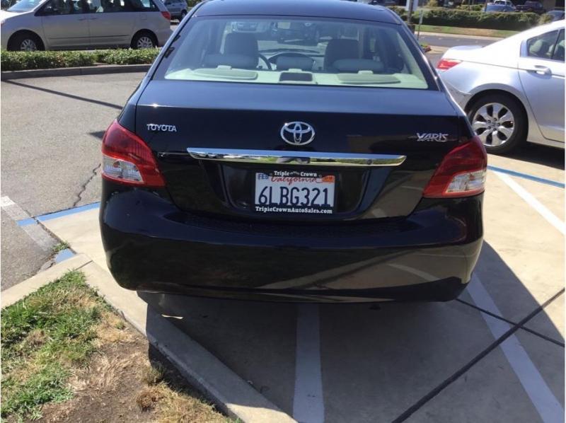 Toyota Yaris 2010 price $5,995