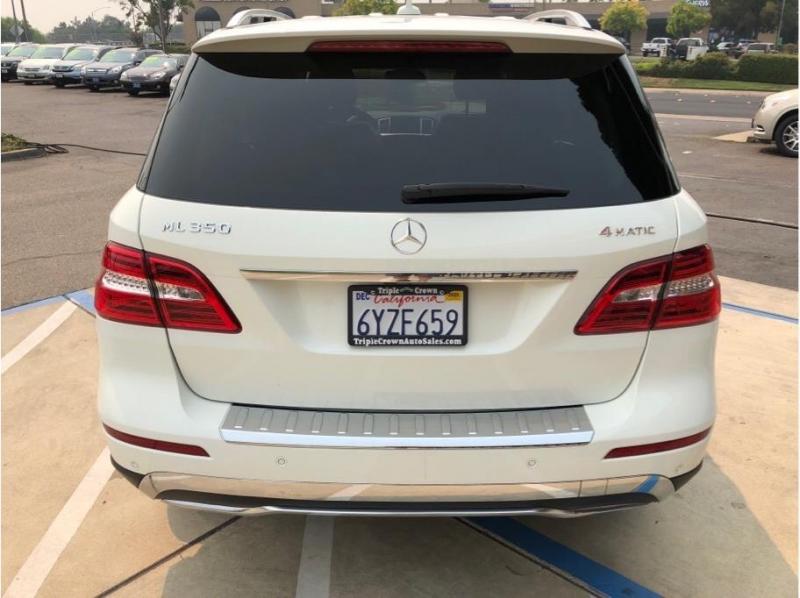 Mercedes-Benz M-Class 2012 price $15,995