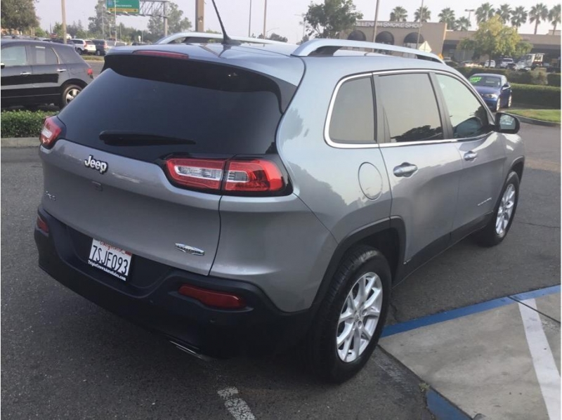 Jeep Cherokee 2016 price $16,995