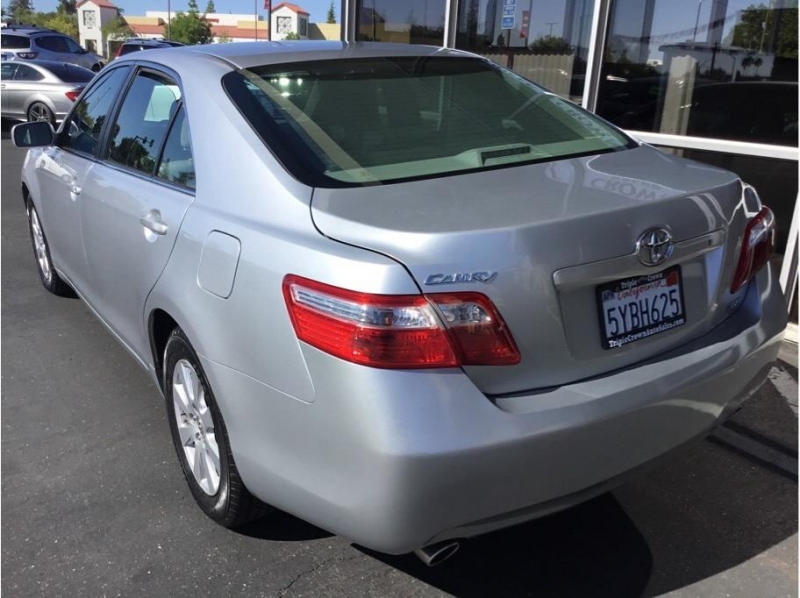 2007 toyota camry xle sedan 4d triple crown auto sales dealership in roseville 2007 toyota camry xle sedan 4d
