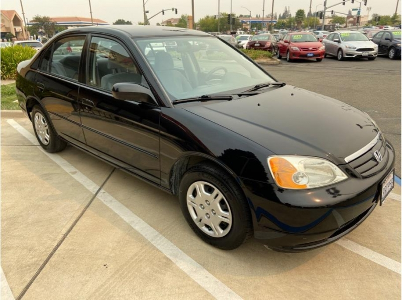 Honda Civic 2001 price $6,995