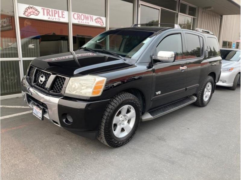 Nissan Armada 2007 price $10,995