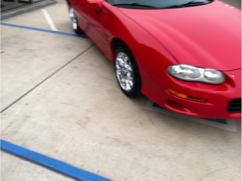 Chevrolet Camaro 2002 price $16,995