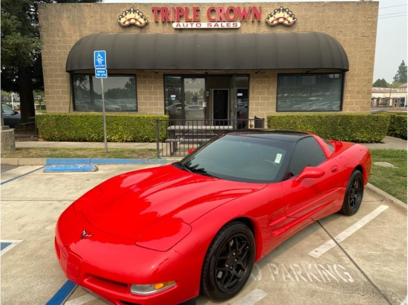 Chevrolet Corvette 1998 price $15,995