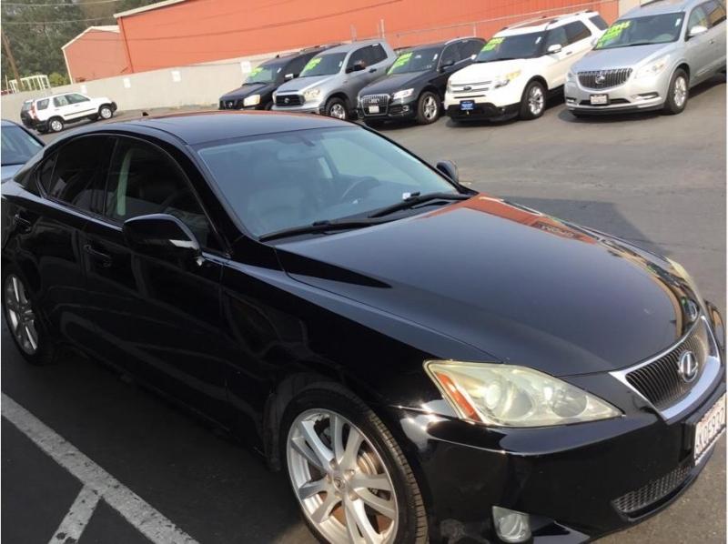 Lexus IS 2007 price $13,995
