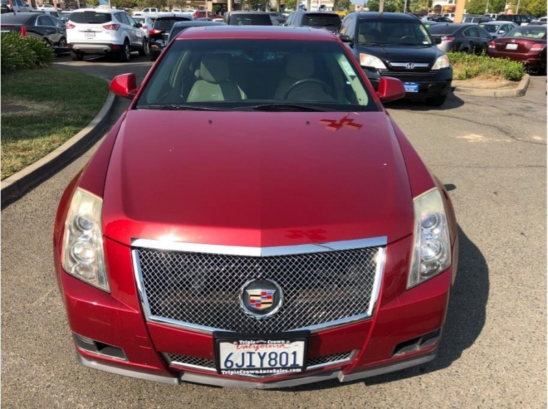 Cadillac CTS 2009 price $10,995