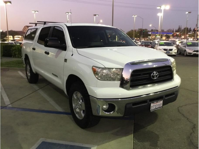 Toyota Tundra CrewMax 2007 price $18,995