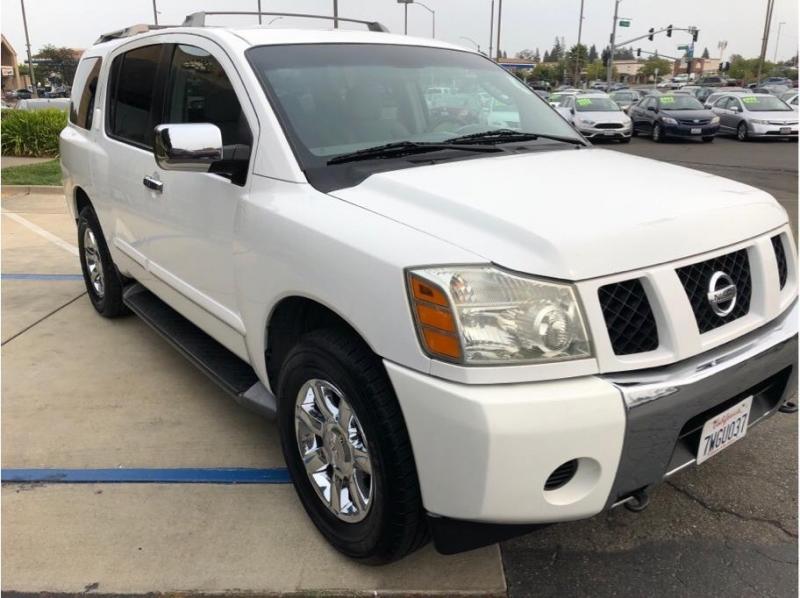 Nissan Pathfinder Armada 2004 price $6,995