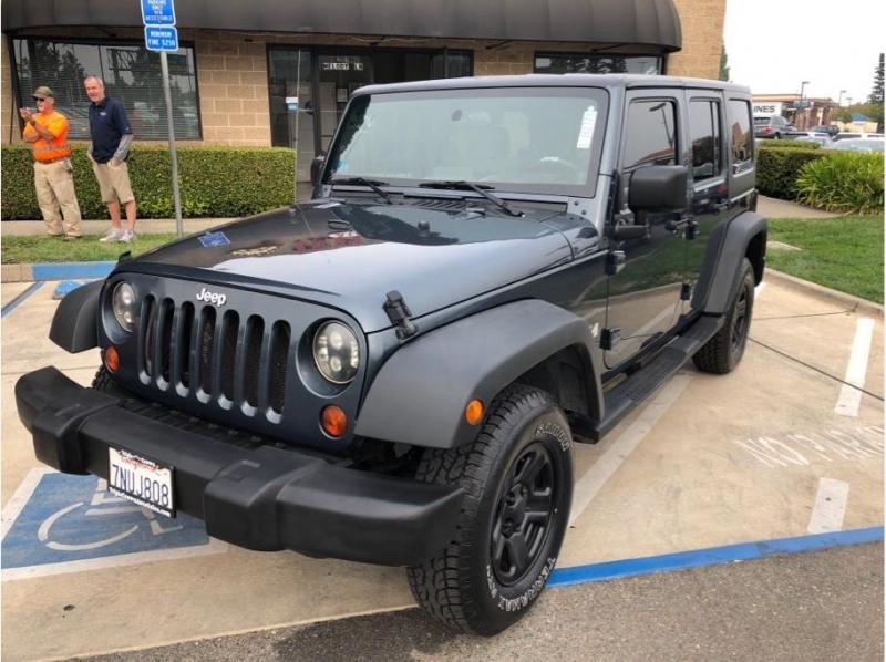 Jeep Wrangler 2008 price $16,995