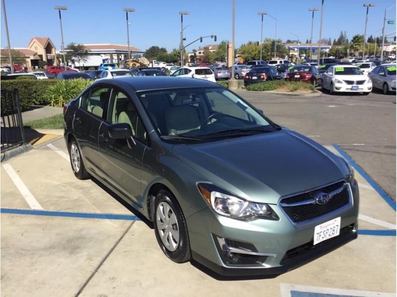 Subaru Impreza 2015 price $13,995