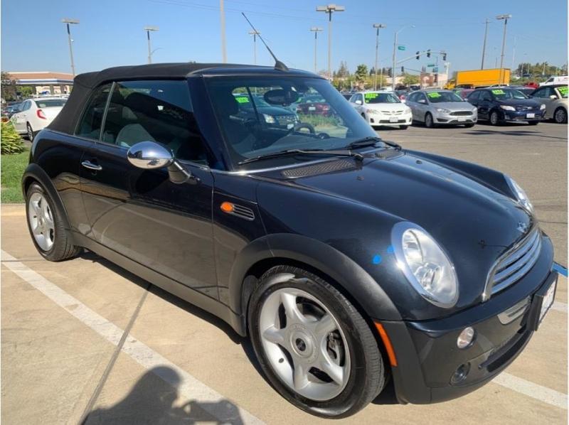 MINI Convertible 2005 price $8,995