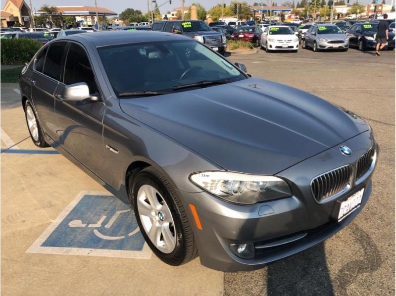 BMW 5 Series 2013 price $12,995