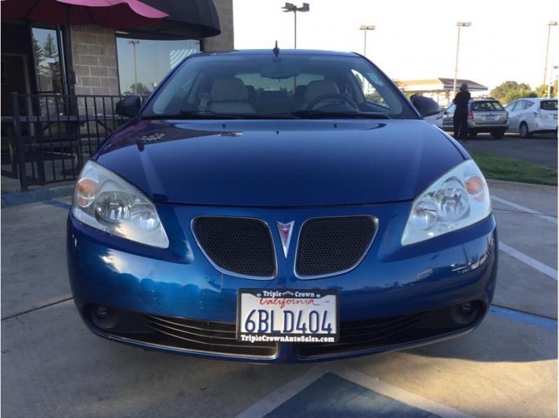 Pontiac G6 2006 price $6,995