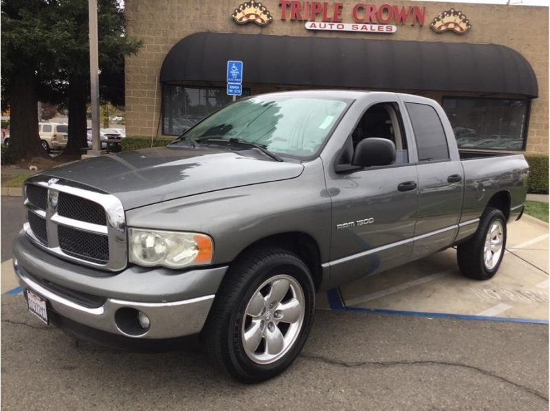 Dodge Ram 1500 Quad Cab 2005 price $9,995