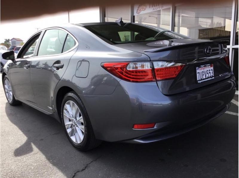 Lexus ES 2014 price $12,995