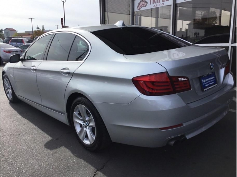 BMW 5 Series 2013 price $13,995