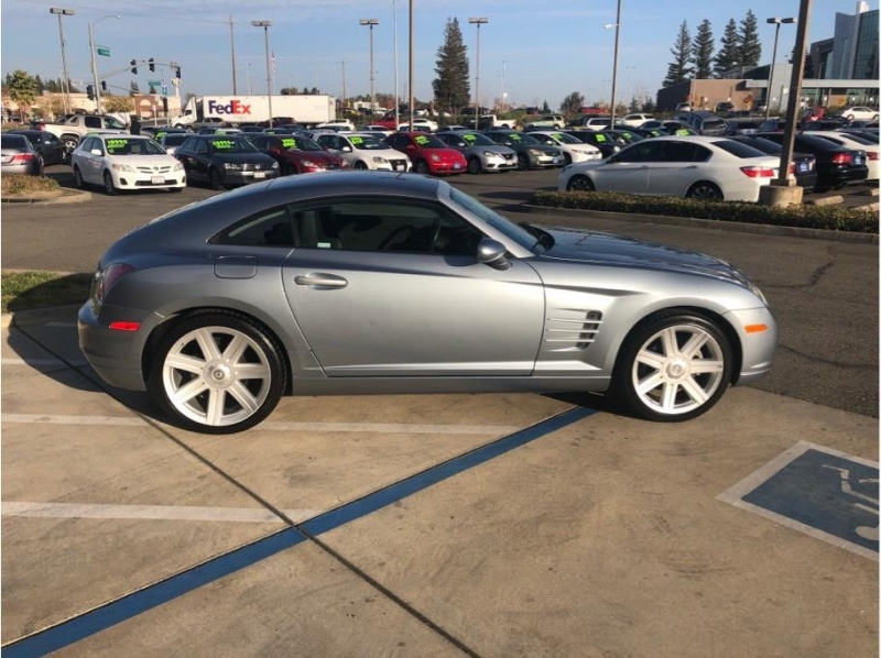 Chrysler Crossfire 2004 price $7,995