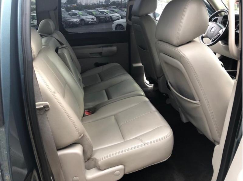 Chevrolet Silverado 1500 Crew Cab 2011 price $16,995
