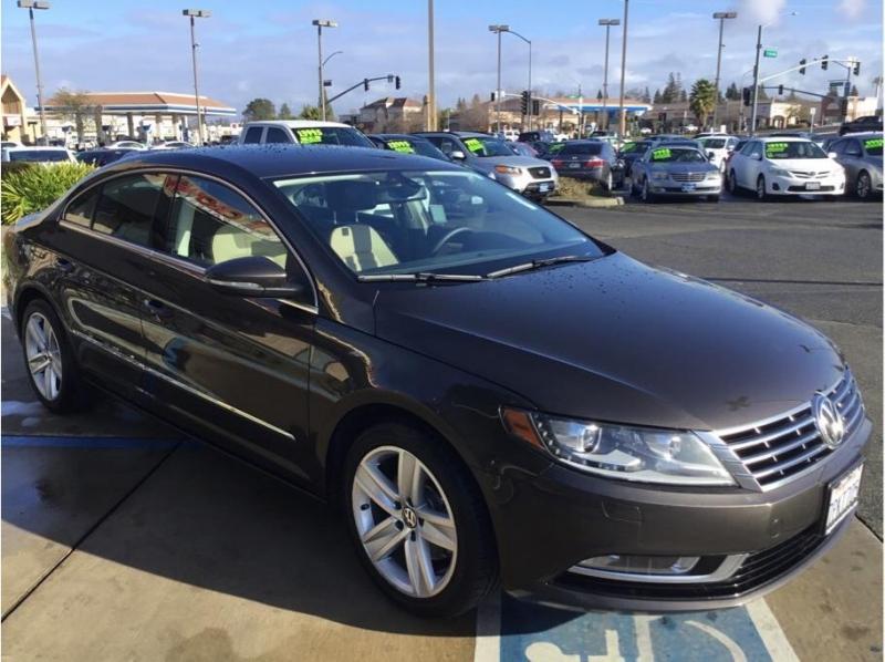 Volkswagen CC 2016 price $10,995