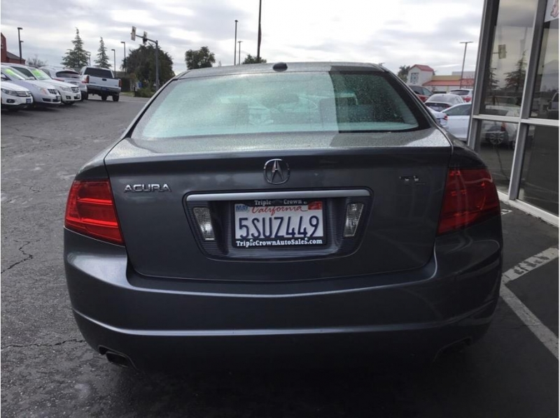 Acura TL 2005 price $5,995