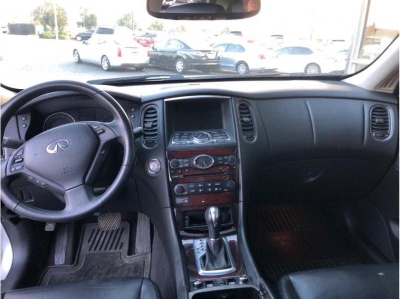 Infiniti EX 2011 price $12,995
