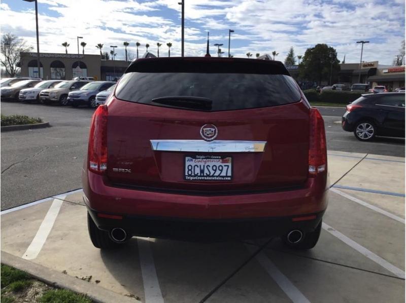 Cadillac SRX 2011 price $9,995