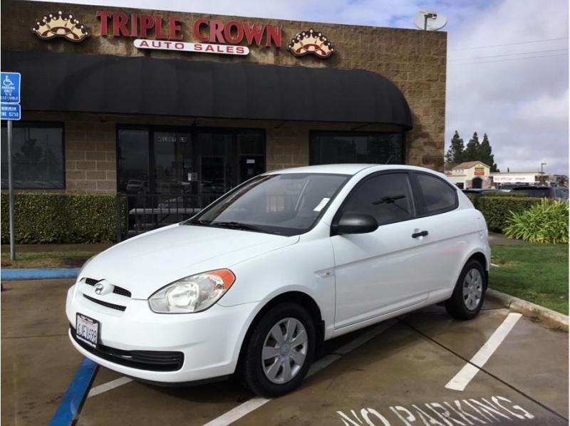 Hyundai Accent 2007 price $4,995