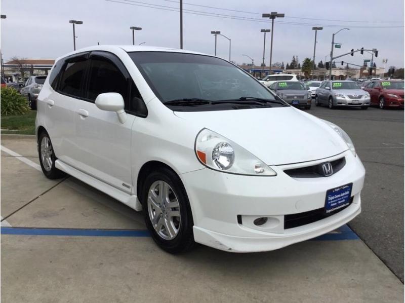 Honda Fit 2007 price $5,995
