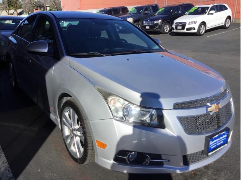 Chevrolet Cruze 2012 price $8,995