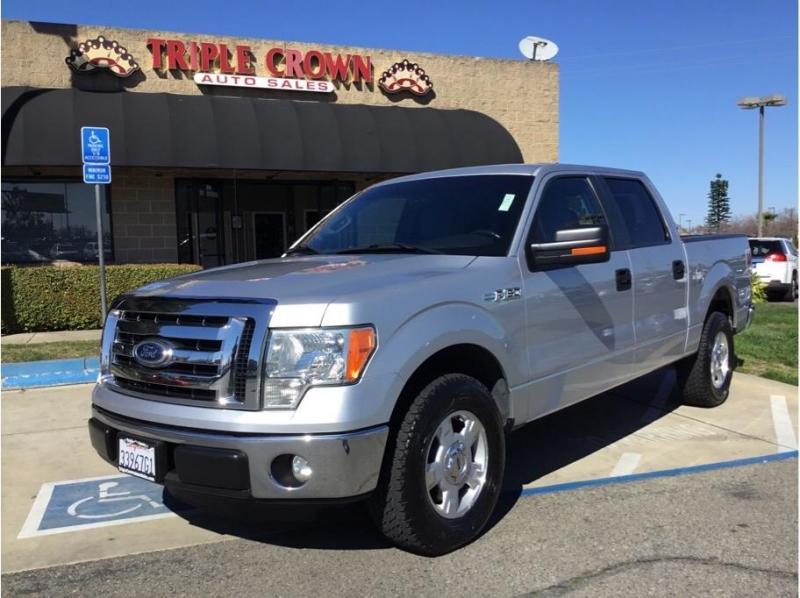 Ford F150 SuperCrew Cab 2012 price $17,995