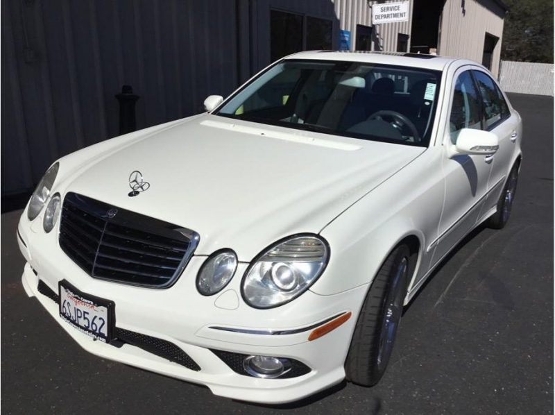 Mercedes-benz E-Class 2009 price $9,995